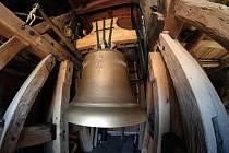 Zvon Jakub Maria umístěný ve věži kostela sv. Jakuba v Kutné Hoře.