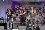 Devátý ročník festivalu Creepy Teepee v Kutné Hoře, den první