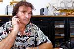 Jan Bilý, autor projektu nejvyšší skříně na světě