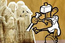 Animovaný film se začne promítat na podzim v katedrále v Sedlci.
