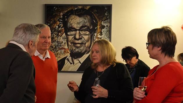 V kině uctili památku Miloše Formana