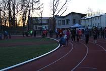 Běžci si v pátek zapnuli čelovky