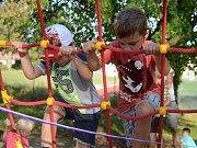 Ve středu se uskutečnilo slavnostní otevření workoutového hřiště pro děti v Kutné Hoře.