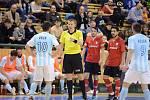 Futsalový a fotbalový rozhodčí Ondřej Černý.