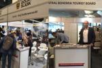 Z veletrhu turistických příležitostí MTT (Międzynarodowe Targi Turystyki i czasu wolnego) Wrocław.