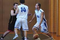 Basketbal: Kutná Hora - Kralupy A, 13. listopadu 2010.