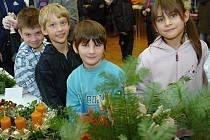 Vánoční výstava začala v úterý v Domově Barbora v Kutné Hoře.
