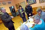 Prezidentské volby - Vrdy. 25.1.2013