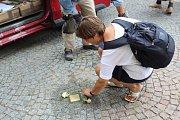 Do kutnohorských ulic byly instalovány další kameny zmizelých