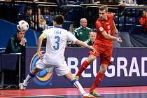 Česká futsalová reprezentace odehraje dva zápasy s Tureckem.