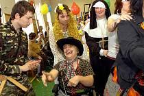 Karneval v čáslavské Diakonii
