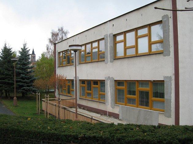 Sázavská mateřská škola.