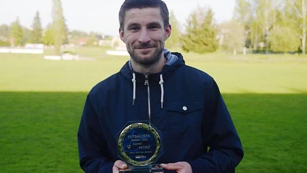 Kamil Petrů, FK Čáslav