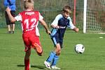 Česká fotbalová liga mladších žáků U13: FK Pardubice - FK Čáslav 3:9 (1:4, 1:2, 1:3).