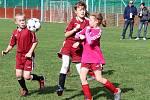 Fotbalový mistrovský turnaj starších přípravek v Suchdole: FK Čáslav D - TJ Sokol Močovice 9:5.