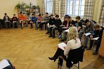 Projekt Sám sebou je součástí preventivního programu Střední průmyslové školy v Kutné Hoře.