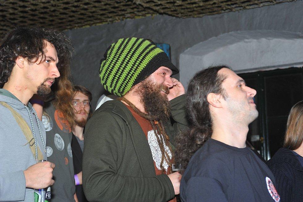 Legenda Československého undergroundu, skupina The Plastic People  of the Universe, zahrála v sobotu 2. února v kutnohorském klubu Česká 1.