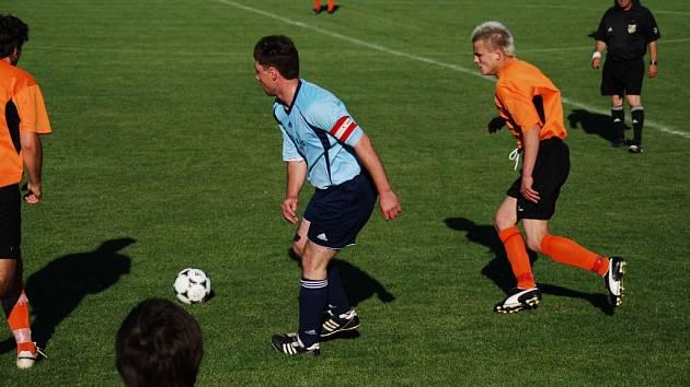 Z utkání OP Sedlec - N. Dvory 0:1, sobota 23. května 2009