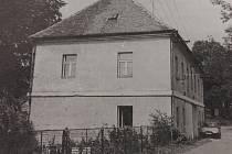 Újezdní měšťanská škola, později MŠ