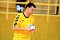 Futsalista Nejzbachu Vysoké Mýto Pavel Formánek.