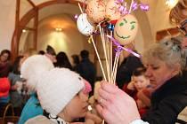 Tvoření velikonočních dekorací a vítání jara v GASKu