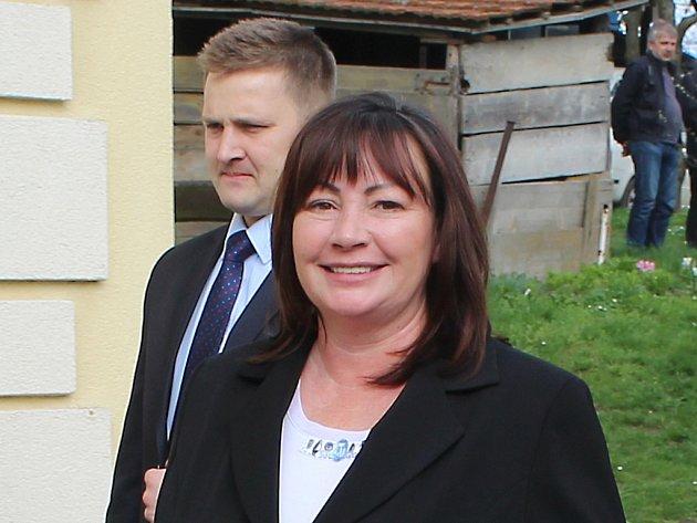 První dáma České republiky