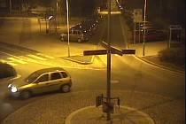 Řidič tohoto vozu mohl vidět trestný čin