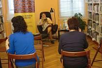 Maraton čtení začal v pondělí ráno v kutnohorské knihovně.