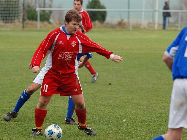 Fotbal I. B třída: Zbraslavice - Tupadly 2:3, sobota 14. listopadu 2009