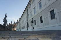 Galerie Středočeského kraje GASK a chrám sv. Barbory