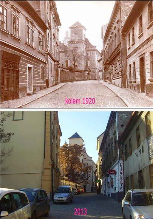 Kutná Hora - Vladislavova ulice