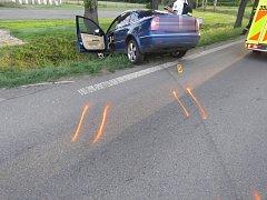 Autonehoda na Kalabousku