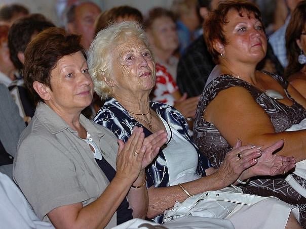Závěr festivalu Ortenova Kutná Hora patřil pořadu Alfreda Strejčka.