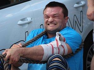 17. ročník čáslavského strongmana