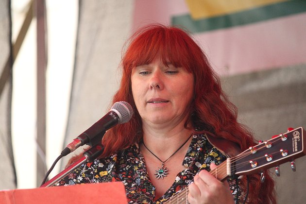 Ve Vlašském dvoře se odehrál festival Kutnohorská Kocábka.