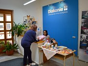 Zájemci si prohlédli prostory čáslavské Diakonie.