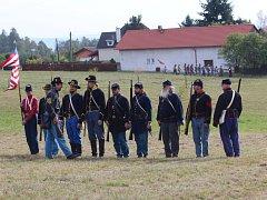 Válka Severu proti Jihu na Lipině