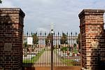 Hřbitov v Bratčicích.