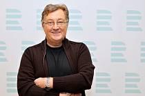 Televizní dramaturg Aleš Ulm.