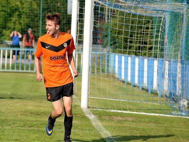 1. kolo OP: Malín - Kutná Hora B 0:3, 22. srpna 2015.
