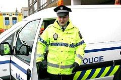 Městský strážník popletl bločky.