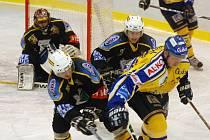 Hokej II. liga: Kutná Hora - Písek 2:7. 9.12. 2009