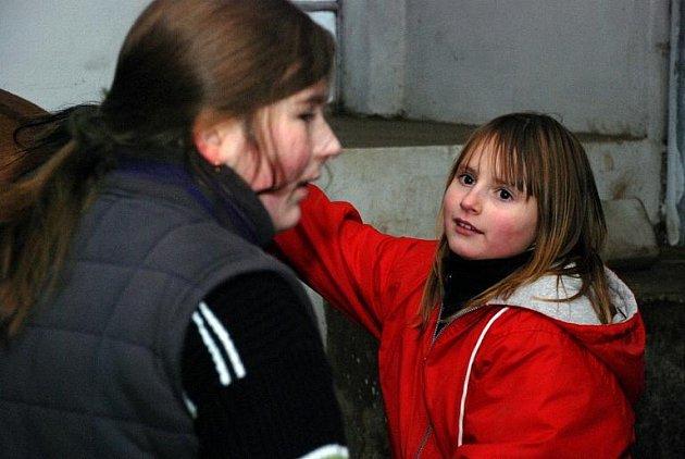 Předvánoční Ponny klub v Miskovicích. 19.12.2009