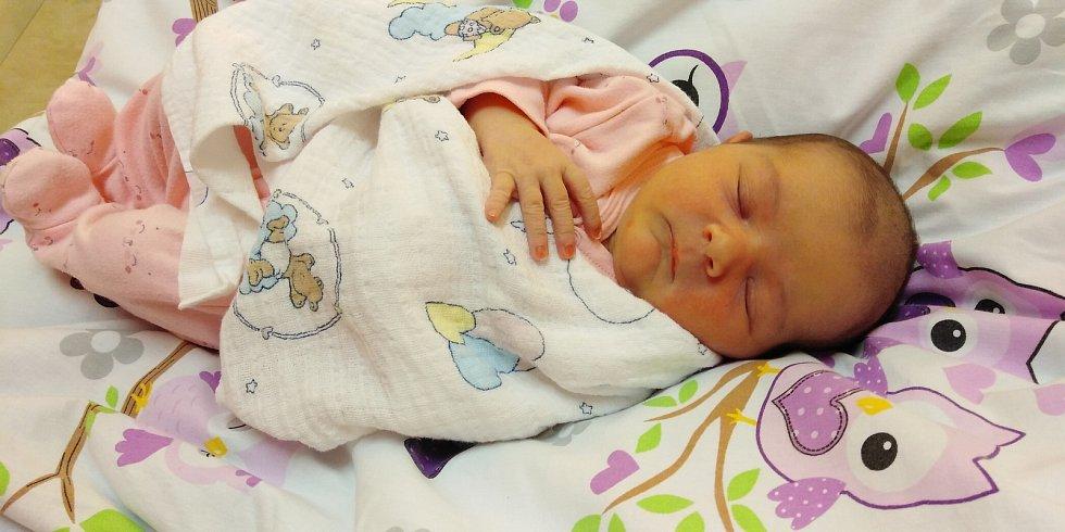 Barbora Šmídová přišla na svět 11. ledna 2021 v Čáslavi. Pyšnila se porodní váhou 3710 gramů a délkou 52 centimetrů. Doma v Malešově se z ní těší maminka Lenka, tatínek Roman a dvanáctiletá sestřička Sofie.