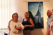 V čáslavském muzeu je k vidění výstava rodáka Víta Šneberga.