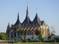 Chrám sv. Barbory, Kutná Hora