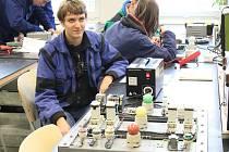 Studenti dostali nové laboratoře.