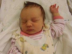 Elisa Kosinová se narodila 23. září v Čáslavi. Vážila 3000 gramů a měřila 48 centimetrů. Doma v Ronově nad Doubravou ji přivítali maminka Lucie, tatínek Vladimír a sestra Tereza.