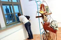 Vánoční veletrh umění v Galerii Středočeského kraje. 11.12.2010