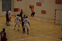 TJ Sparta Kutná Hora - 1. HC Pardubice 23: 29.